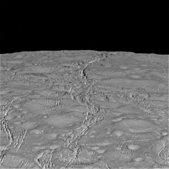 Saturno, Encelado, composti organici, sonda Cassini, Sistema Solare