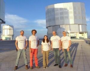 telescopi ottici, Osservatorio Europeo Australe (ESO), Very Large Telescope (VLT), ESPRESSO