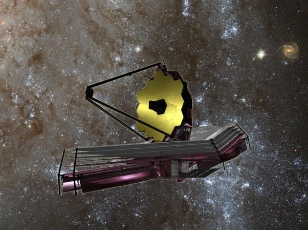 James Webb Space Telescope: lancio nel 2019?