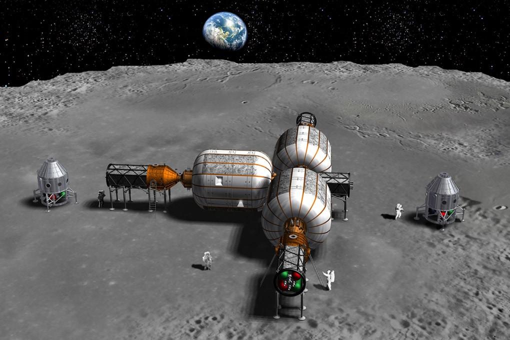 Nasa: energia nucleare per le colonie sulla Luna e su Marte