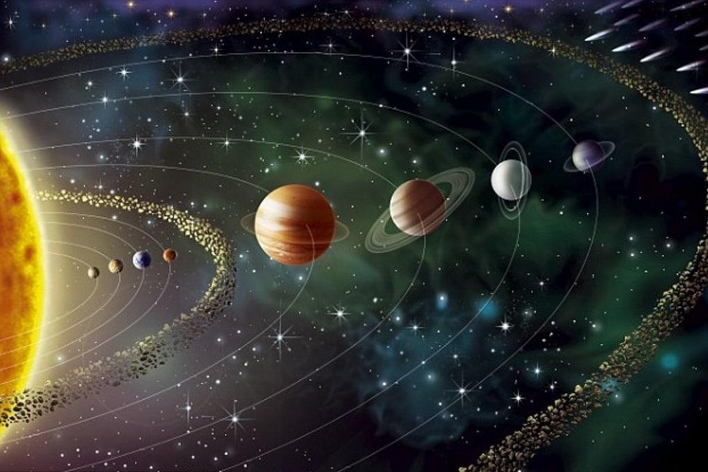Perché le orbite dei pianeti sono inclinate rispetto al Sole?