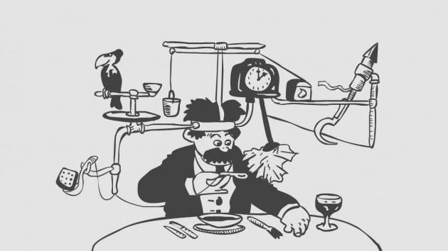 Le invenzioni di Rube Goldberg