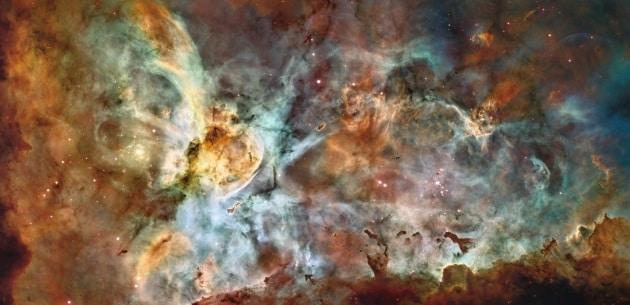 Quali molecole si trovano nello spazio?