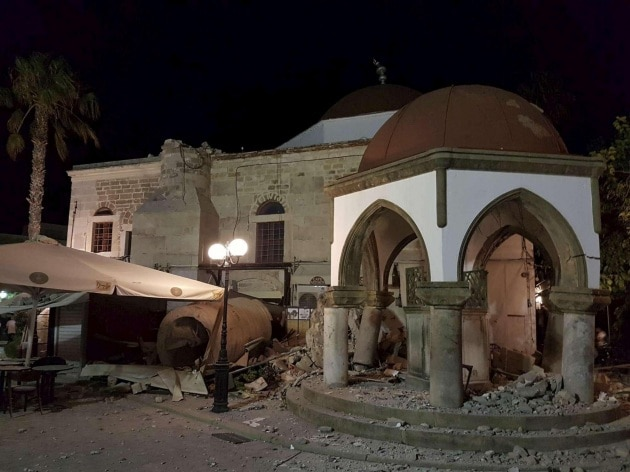 Terremoto in Grecia, le cause scientifiche