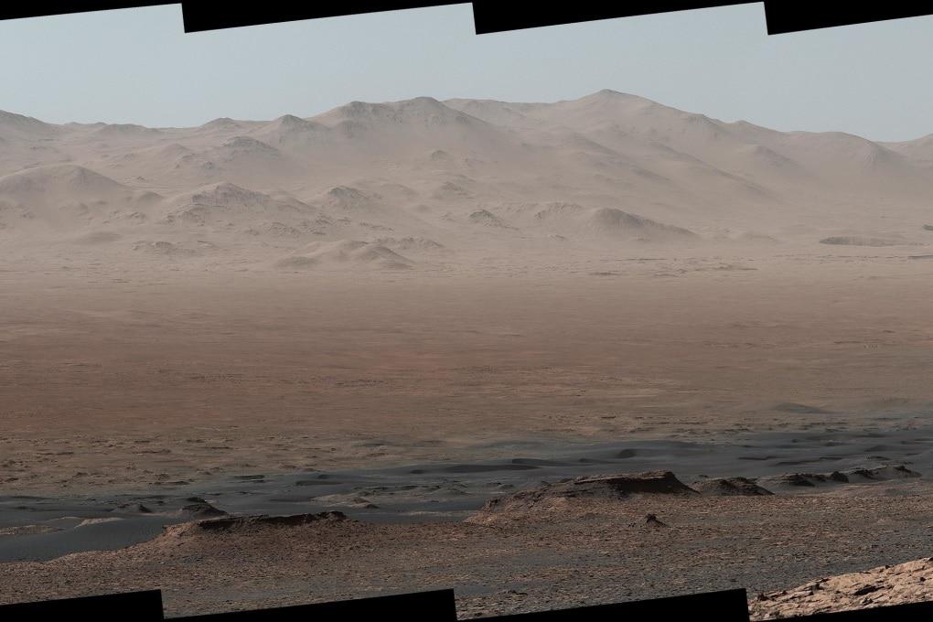 Curiosity, cinque anni su Marte in una cartolina mozzafiato