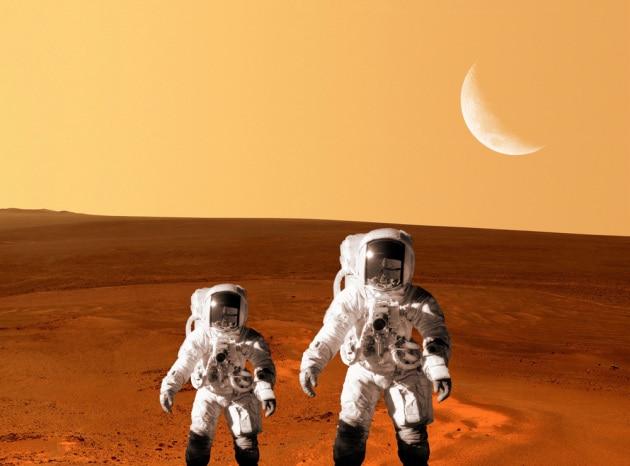 Missioni umane sul Pianeta Rosso: per l'astronauta lunare Bill Anders non ha senso