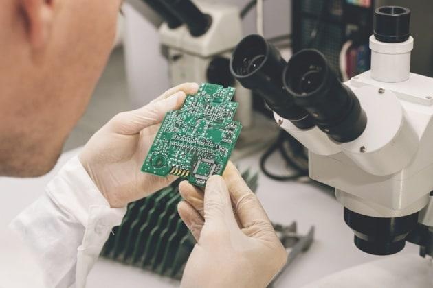 I chip del futuro saranno stampati su carta