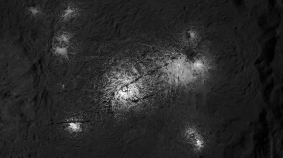 Sistema Solare, Nasa, sonda Dawn, Fascia degli Asteroidi, Cerere, pianeta nano