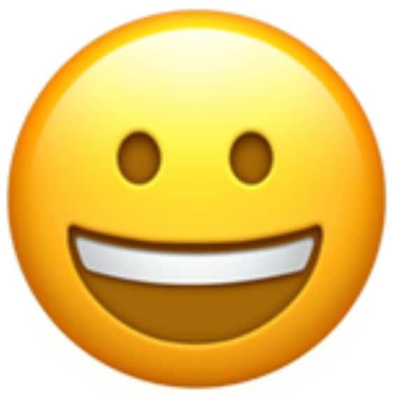 Risultati immagini per emoticons faccina