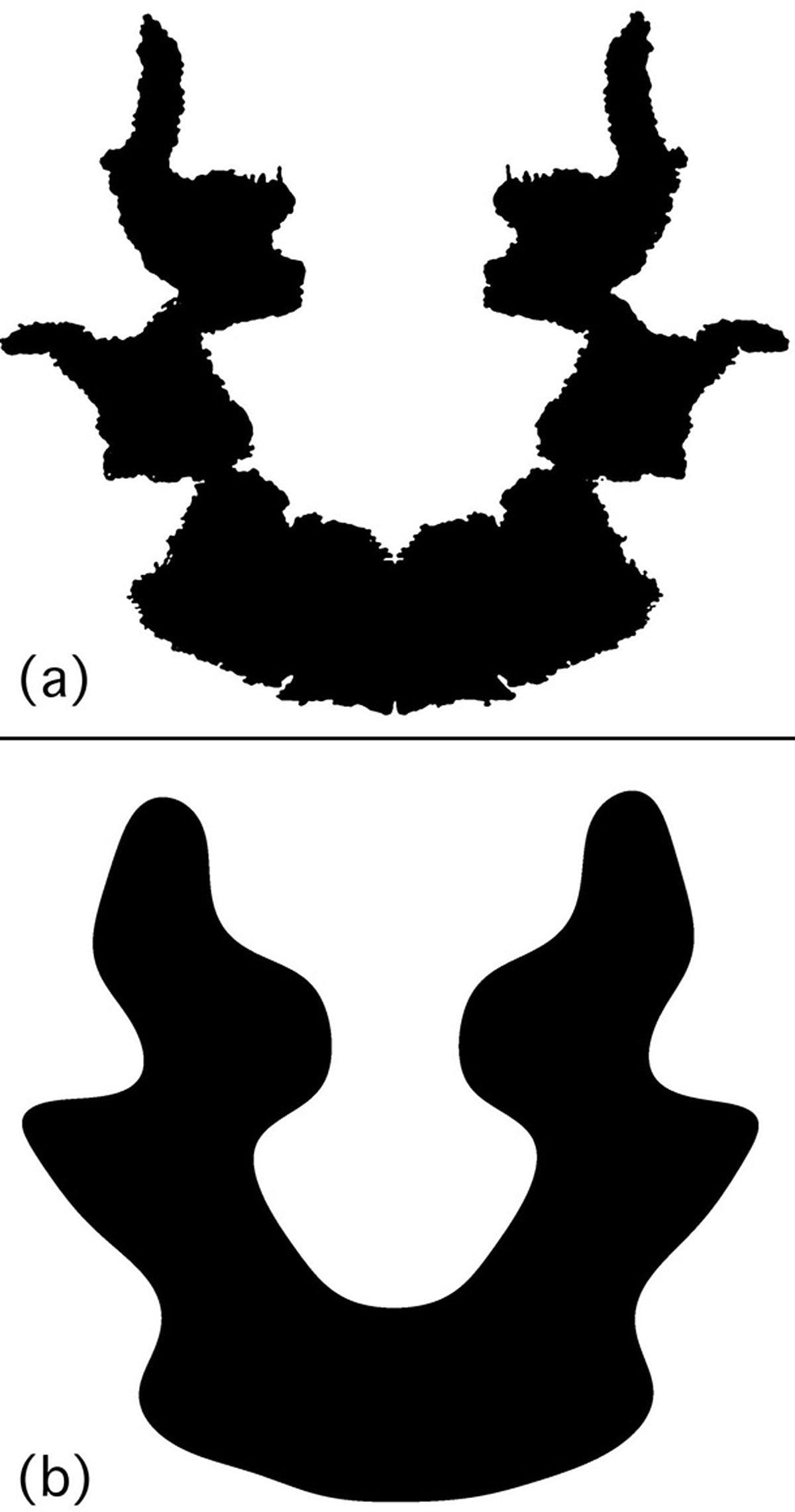 Il segreto delle macchie di rorschach - Tavole di rorschach interpretazione ...