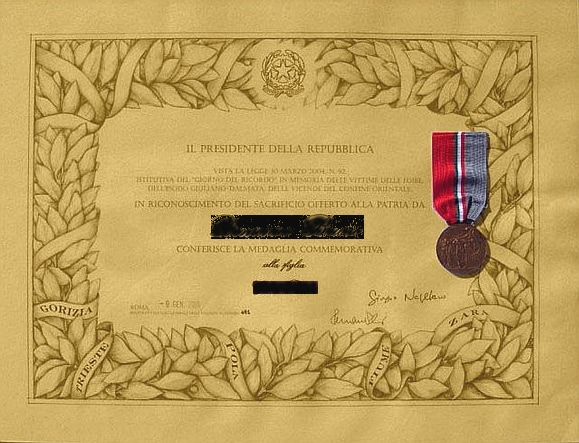 medaglia_e_diploma_infoibati