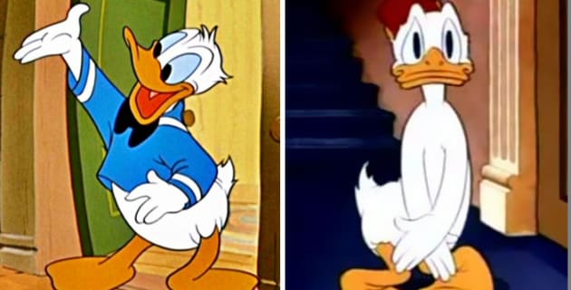 La strana logica dei cartoni animati