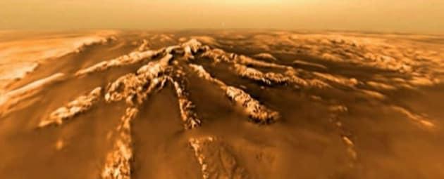Spiegati i paesaggi di Titano, la luna di Saturno