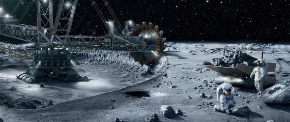 asteroidi, miniere nello spazio, sistema solare