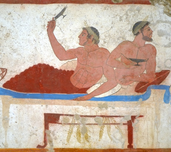 Romano sesso orge
