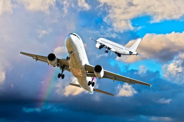 Perché è quasi impossibile che due aerei si scontrino in volo