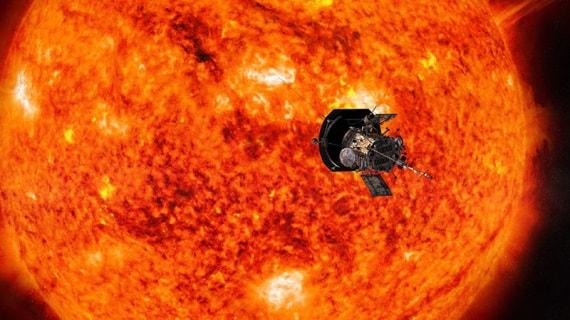Sole, corona solare, Parker Solar Probe