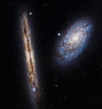 Dopo 27 anni nello Spazio, il telescopio spaziale Hubble è ancora in piena forma