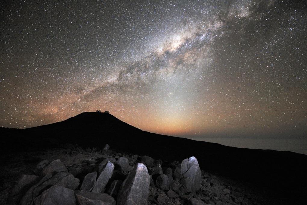 Metà dei nostri atomi proviene dall'esterno della Via Lattea