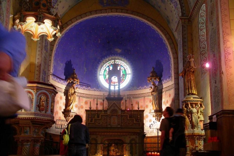 altar_rennes-le-chateau