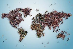 curiosità belle e meno belle sulla popolazione mondiale