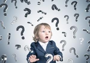 Durante un test, i bambini hanno mostrato di rendersi conto quando che c'è qualcosa che non torna.