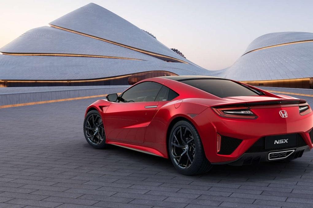 Nuova Honda NSX, una supercar sulle ali del vento