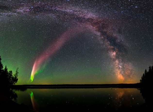 Ecco Steve: uno strano, nuovo tipo di aurora boreale