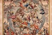 andreascellarius_cartacelestehemisphaeriiborealiscoelietterraesphaericascenographia.johannesjanssoniusolanda1660.collezionecasicopia