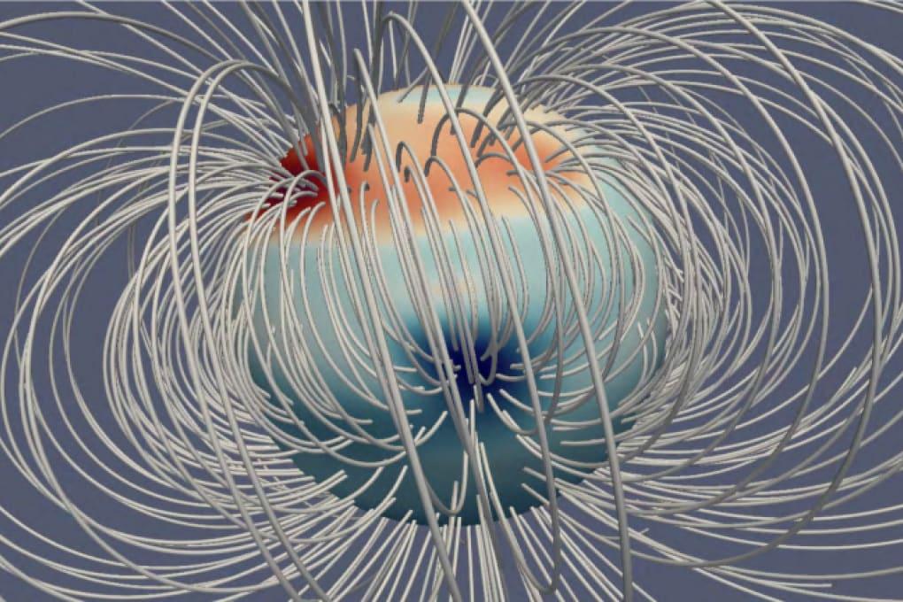 Lo strano campo magnetico di Giove: completamente diverso da quello terrestre