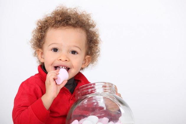 marshmallow-bambino