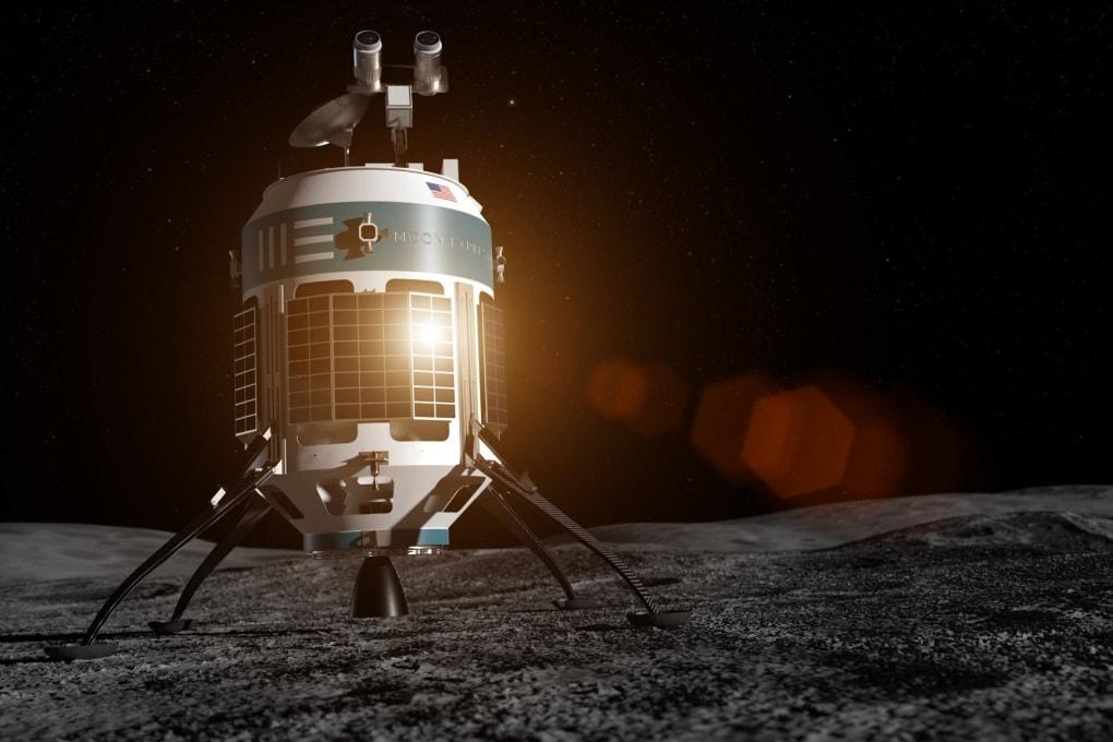 Moon Express si prepara all'allunaggio