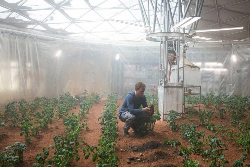 Un orto italiano per Marte