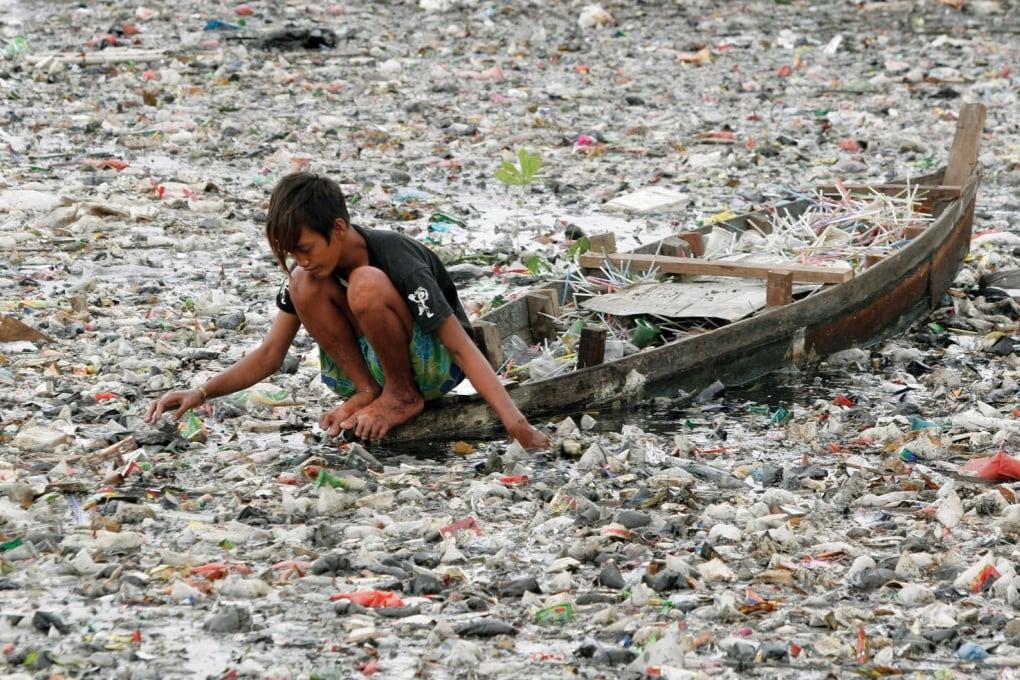 Inquinamento: i fiumi che portano la plastica in mare