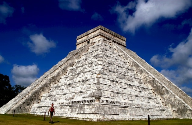 La piramide matrioska di Chichén Itzá
