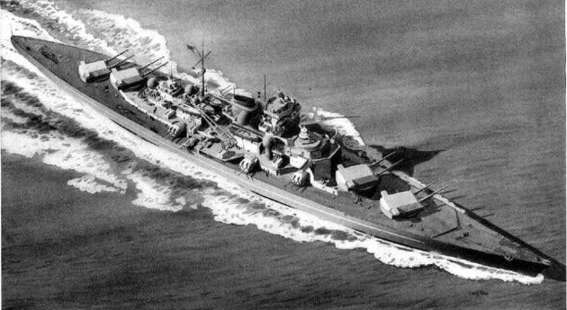 La storia di una nave nazista è scritta negli alberi