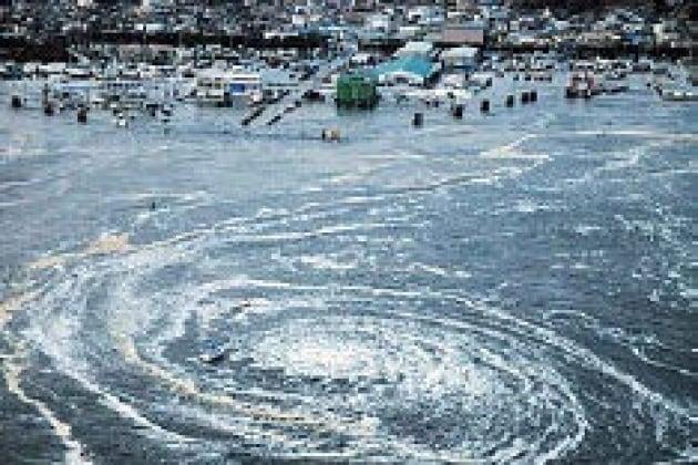 Com'è avvenuto il terremoto e lo Tsunami in Giappone