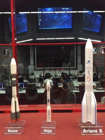 Un tour nello spazioporto di Kourou: il satellite Aeolus è partito da qui