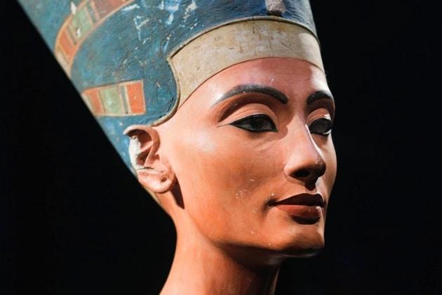 Imaging 3D: ricostruito il volto di Nefertiti