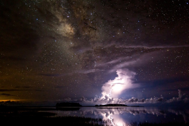 Una finestra sul cosmo: le foto finaliste dell'Astronomy Photographer of the Year