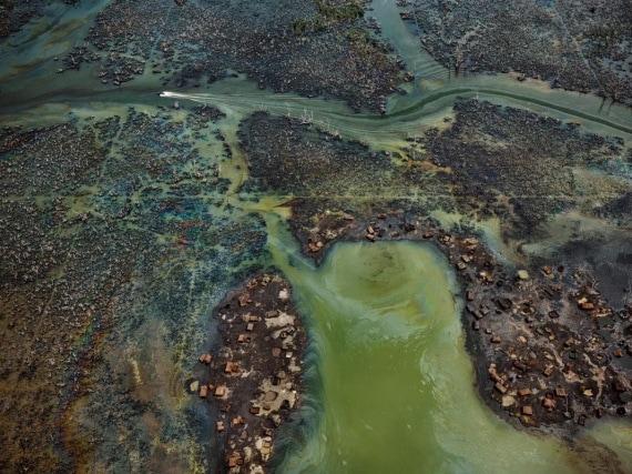 antropocene - Nigeria: inquinamento da petrolio