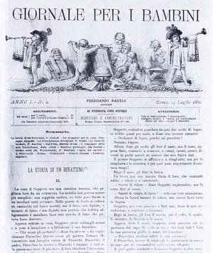 Pinocchio: il burattino-bambino di Carlo Collodi