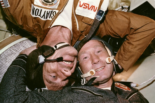 Lo sbarco sulla Luna avrebbe potuto essere una missione congiunta USA-URSS