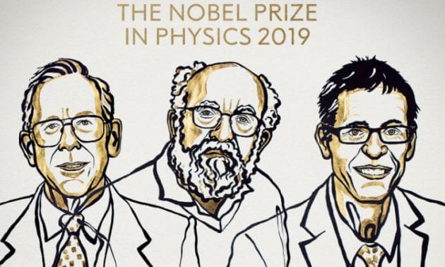 Il Nobel per la Fisica 2019 alla cosmologia e alla ricerca di esopianeti