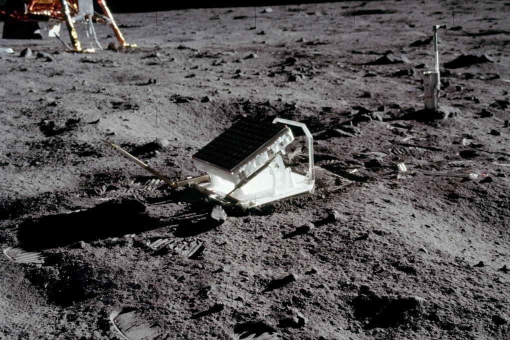 Programma Apollo: l'aggiornamento degli esperimenti lasciati sulla Luna