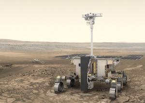 ExoMars, rover Rosalind Franklin, Marte, Pianeta Rosso, Esa, Roscosmos, Sistema Solare