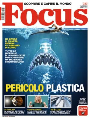 Focus 322 - Plasticene: inchiesta sulle plastiche