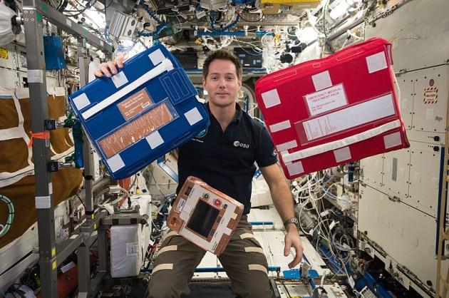 I linfociti B non vengono danneggiati dalle missioni spaziali