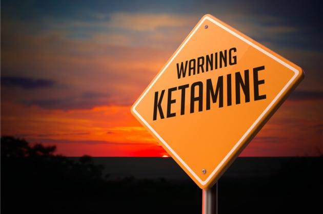 Ketamina, da droga psichedelica ad antidepressivo