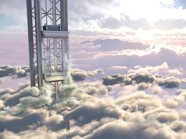 Una teleferica Luna-Terra è già teoricamente possibile